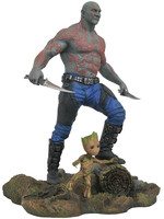 Marvel Gallery - Guardians of the Galaxy Drax & Baby Groot Statue