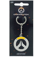 Overwatch - Metal Keychain Logo