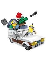 Minions - Mega Bloks Construction Set Station Wagon Getaway