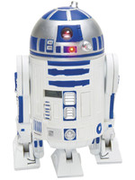 Star Wars - R2-D2 Projecting Alarm Clock with Sound