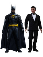 Batman Returns - Batman & Bruce Wayne MMS - 1/6