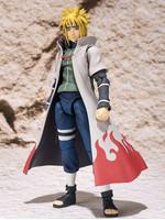 Naruto Shippuden - Minato Namikaze - S.H. Figuarts