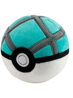 Pokemon - Plush Pokeball - Net Ball