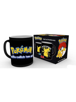 Pokemon - Pikachu Heat Change Mug