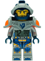 LEGO Nexo Knights - Clay Alarm Clock