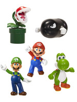 Super Mario - World of Nintendo Vinyl Figures 5-Pack