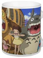 Studio Ghibli - Nekobus & Totoro Mug