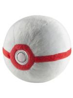 Pokemon - Plush Pokeball - Premier Ball