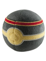 Pokemon - Plush Pokeball - Luxury Ball