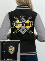 Harry Potter - Baseball Varsity Jacket Hufflepuff Quidditch