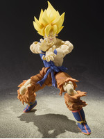 Dragonball - Super Warrior Awakening - S.H.Figuarts