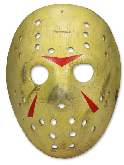 Friday the 13th Part 3 - Jason Mask Replica