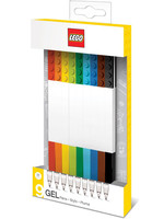 LEGO - Bricks Gel Pens 9-Pack