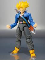 Dragonball - Trunks Premium Color - S.H. Figuarts