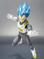 Dragonball Z - Super Saiyan God Vegeta - S.H. Figuarts