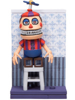 Five Nights at Freddy's - Buildable Set Balloon Boy
