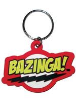 Big Bang Theory - Bazinga Rubber Keychain