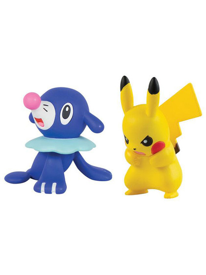 Pokemon - Popplio vs Pikachu
