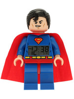LEGO DC Comics - Superman Alarm Clock
