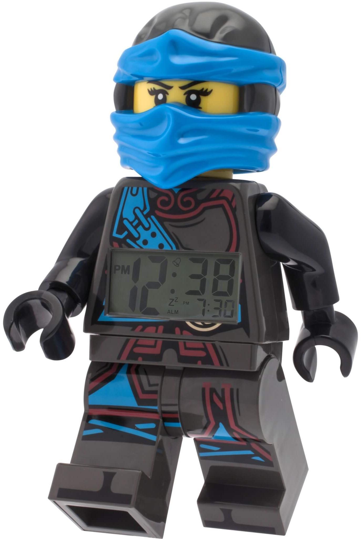 lego ninjago - time twins nya alarm clock