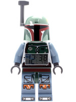 LEGO Star Wars - Boba Fett Alarm Clock