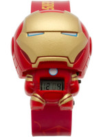 BulbBotz - Marvel Iron Man Light-Up Watch