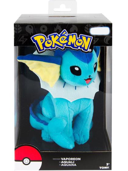 Pokemon - Vaporeon Plush (gift box) - 20 cm