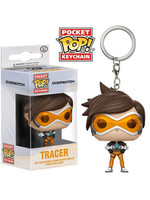 Pocket POP! - Overwatch Tracer Keychain