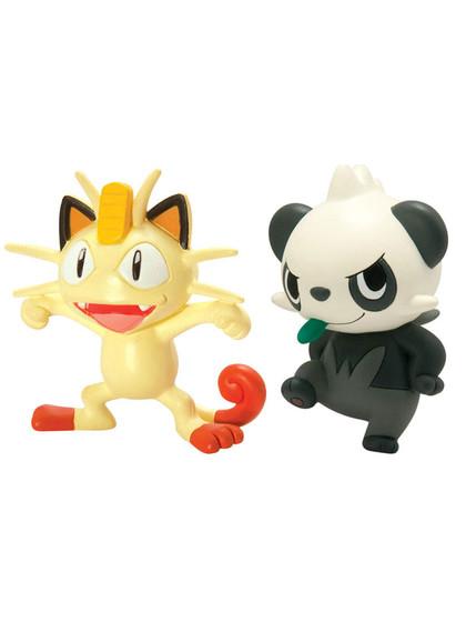 Pokemon - Meowth vs Pancham