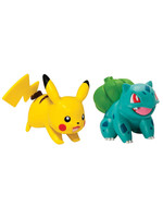 Pokemon - Bulbasaur vs Pikachu