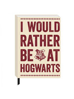 Harry Potter - Hogwarts Slogan A5 Notebook