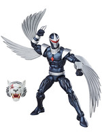 Marvel Legends - Guardians of the Galaxy Darkhawk - Skadad förpackning
