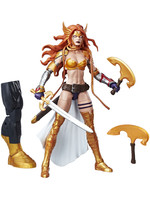 Marvel Legends - Guardians of the Galaxy Angela - Skadad förpackning