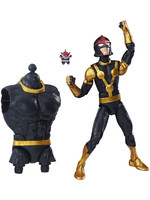 Marvel Legends - Guardians of the Galaxy Kid Nova - Skadad förpackning