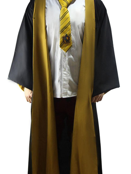 Harry Potter - Wizard Robe Cloak Hufflepuff