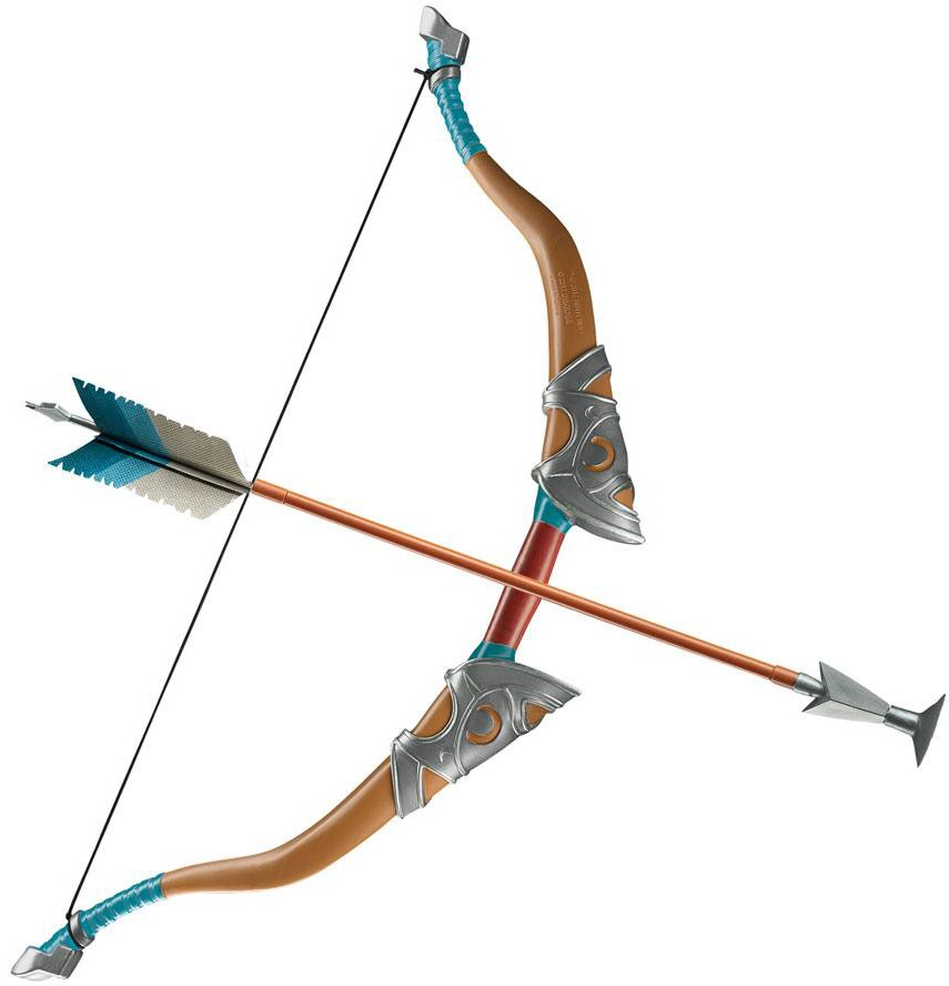 legend of zelda breath of the wild traveler 39 s bow and arrow heromic. Black Bedroom Furniture Sets. Home Design Ideas