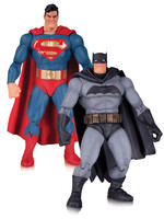 The Dark Knight Returns - Superman & Batman 2-Pack