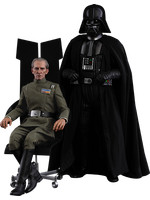Star Wars - Vader & Tarkin Ep IV MMS 2-Pack - 1/6
