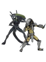 Alien vs. Predator- Celtic vs Grid Alien - 2-pack