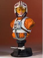 Star Wars - Luke X-Wing Pilot Bust SDCC 2017 - 1/6
