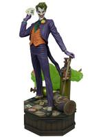 DC Comics - The Joker - Super Powers Collection Maquette