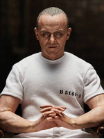 The Silence of the Lambs - Hannibal Lecter White Prison Uniform - 1/6