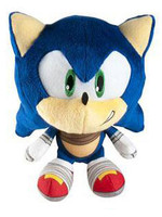 Sonic - Sonic Big Headz Plush - 15 cm