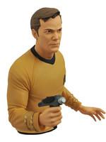 Star Trek - Captain Kirk Bust Bank - 20 cm