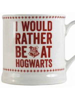 Harry Potter - I would rather be at Hogwarts Mug