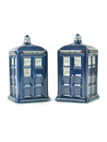Doctor Who - Tardis Salt and Pepper Pots