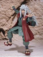 Naruto Shippuden - Jiraiya - S.H.Figuarts