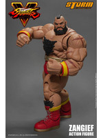 Street Fighter V - Zangief - Storm Collectibles