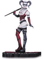DC Comics Red, White & Black - Arkham Asylum Harley Quinn