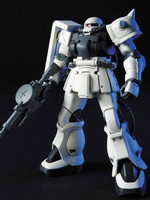 HGUC MS-06 Zaku F2 EFSF Ver - 1/144